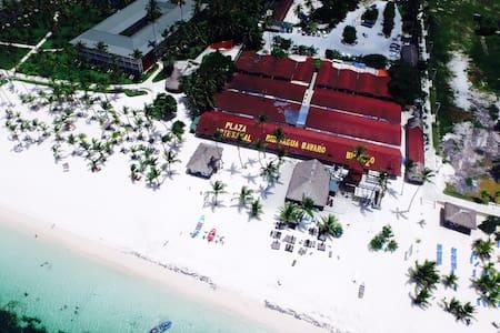BRAND NEW PENTH! @ BEACH WHITE SAND - Punta Cana