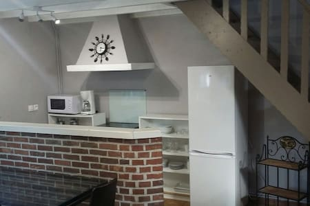 House 2 rooms, comines (15 min from Lille) - Comines