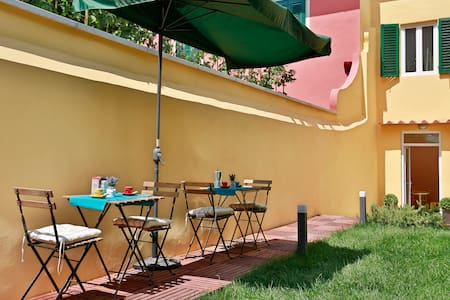 SCALA GARDEN - COZY single room in SMN station - Firenze - Bed & Breakfast
