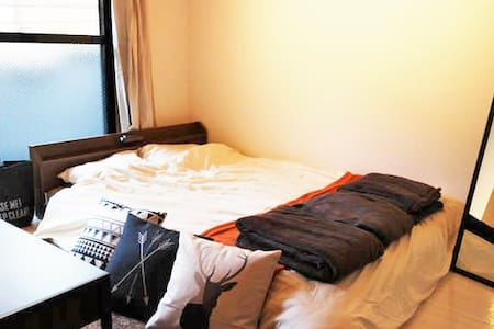 New open!★10 mins to Shinsaibashi★ room 201 - Wohnung