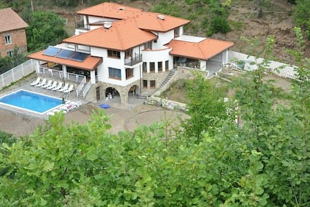 Beautiful Eco Friendly Home - Bakiovo - Cottage