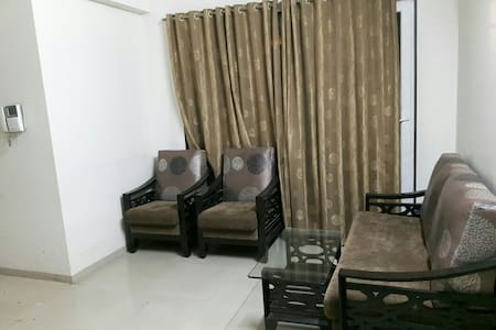 B'ful furnished home. - Navi Mumbai - Apartament