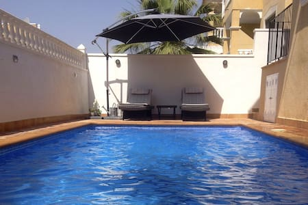 Gorgeous flat with private pool - Alicante - Apartament