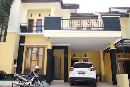 House with good location - Yogyakarta