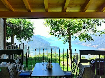 Casa Melissa n. 1 - Chalet with breathtaking view! - Cabin