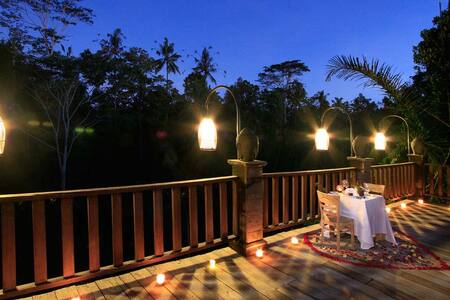 Lifestyle in Romantic Place - Tampaksiring - Villa