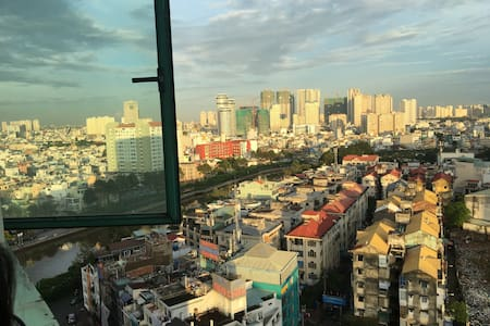 Riverview.City Center. Quiet.Light&Wind. (0) - Ho Chi Minh City
