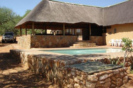Magorgor Safari Lodge - Chalet