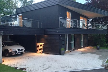 Luxury Designer House - Bergen - Villa