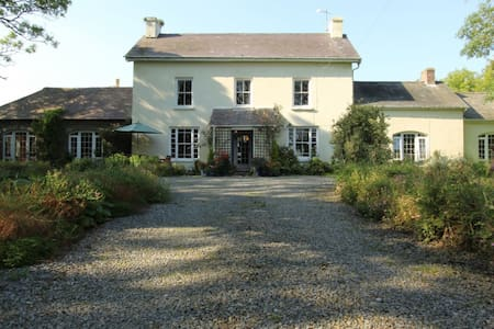 Country house B&B with 3 rooms in Pembrokeshire - Portfield Gate