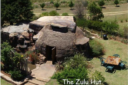 THE ZULU HUT - Winterton - Hütte
