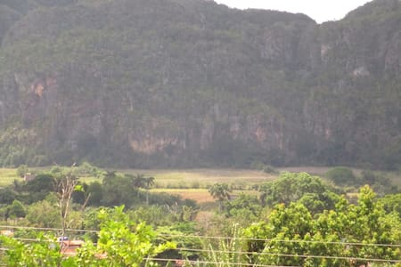 Diosleydi and Osmani's house - Vinales - Bed & Breakfast