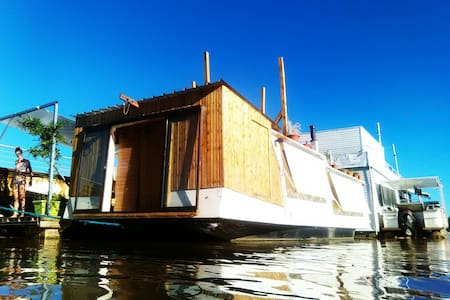 """Maison flottante """"Maupiti"""" - Bègles - Tekne"""