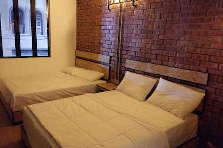 Brick Box Hotel ( Family Room) - Ipoh
