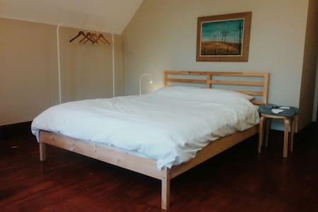 Bedroom between Mpls and St Paul - Saint Paul - Casa