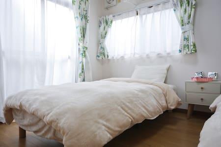 Western style room near Ikebukuro - Itabashi-ku - Huis
