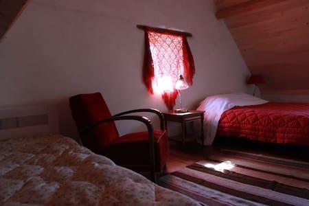 Chambre d'hôtes - Gästhus