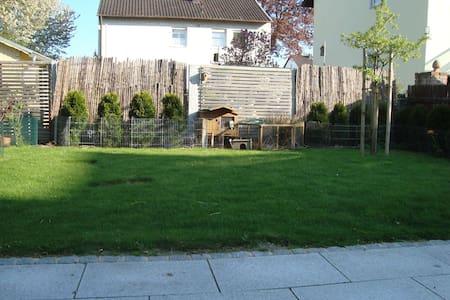 Ruhiges Zimmer in gemütlichem Haus - Ingolstadt - Casa