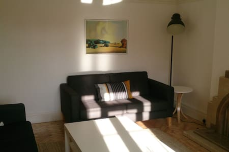 Newly furnished double room in central Southsea - Portsmouth - Appartement