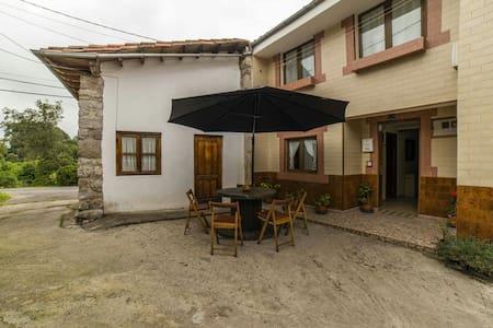 Casa de vacaciones 4 p. San Roque - Hus