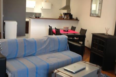 Appartement de caractère  marché, de Gaulle,plage - Daire