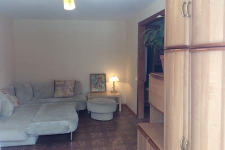 2-комнатная в Академгородке - Byt