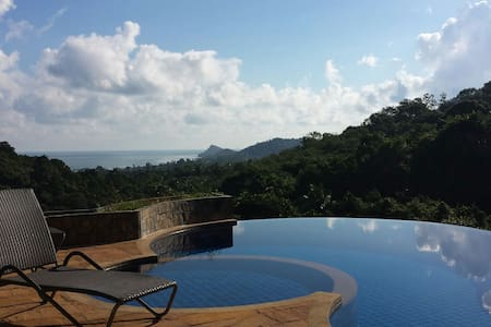 Hidden Paradise, Amazing Hill-Top View,  Koh Samui - Ko Samui