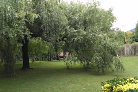 Hab. matrimonio acogedora (P) villa Fuenterrabia - Irun - Apartamento