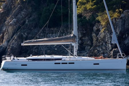 Sailing - Zadar archipelago - Båt