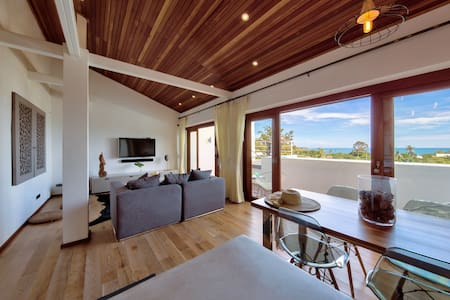 120M2, MAGNIFIC VIEW AND 2 BEDROOMS IN LAMAI SAMUI - Ko Samui