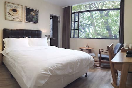 [Foothills villa] 201 Boutique Bed - Bed & Breakfast