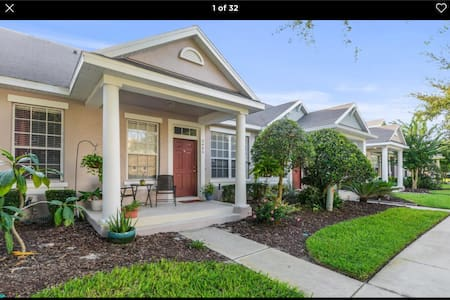 Disney World Parks / Winter Garden Villages (Mall) - Windermere - House