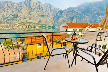 1-Bedroom Apartment with GREAT view - Kotor - Lejlighed
