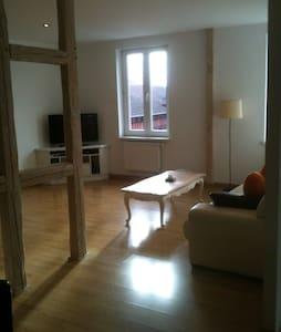 Bon séjour en Alsace - Appartement