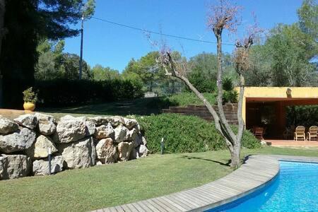 Casa de campo cerca de Sitges - Canyelles