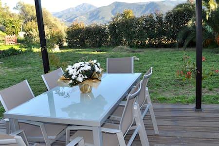 Rez de villa neuf et indépendant - Bastelicaccia - Apartmen