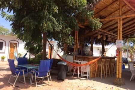 CASA BLUE TORTUGA - Huis