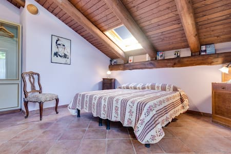 Bed & Breakfast LA RAGANELLA - Camera Lilla - Bed & Breakfast