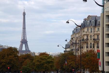 a calm place in the heart of Paris - Paris - Lejlighed