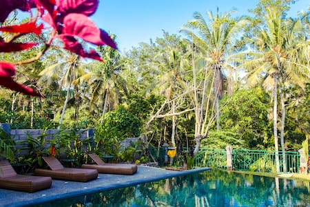 Awesome loft with superb view! - Ubud