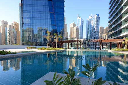 Stunning Studio by the Dubai Marina Walk - Apartment