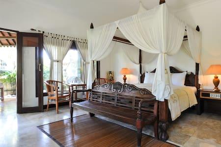Villa Kishi-kishi Chambre Saba - Bed & Breakfast