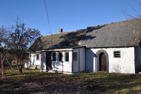 Дом с видом на Изборскую крепость - House