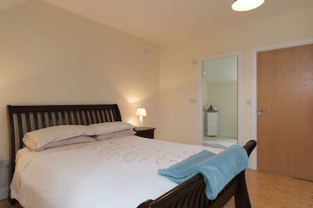 Comfy, bright loft space with bathroom & parking! - Galway