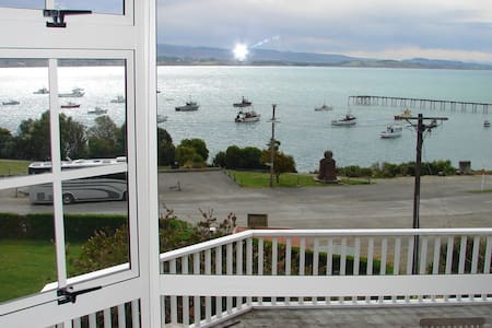 HEART OF MOERAKI HOLIDAY HOME - Moeraki - Haus