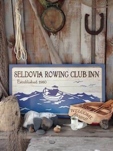 Seldovia Rowing Club Bed and Breakfast Suite - Bed & Breakfast