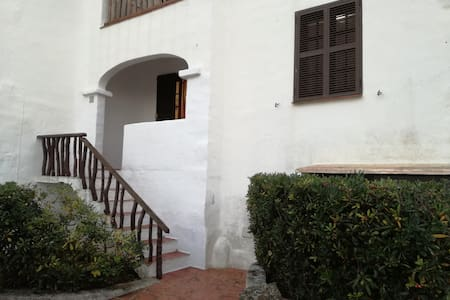 Fantastic apartment with see view in Fornellsbeach - Platges de Fornells - Apartment