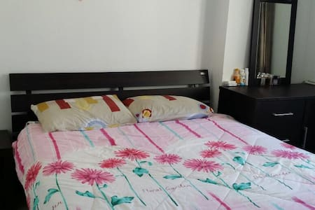 Cozy Minimalist 2 Bed Rm Apartment - Surabaya - Huoneisto