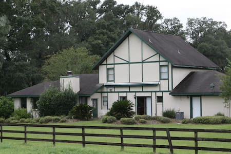 Fox Lodge at Fox Grove Farm - Ocala - Huis