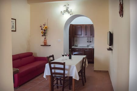 "Casa Vacanza ""Bucaneve"" - Rumah"